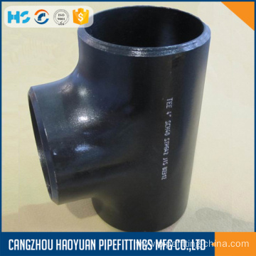 ANSI Reduced Tee Butt Welding Pipe Fittings